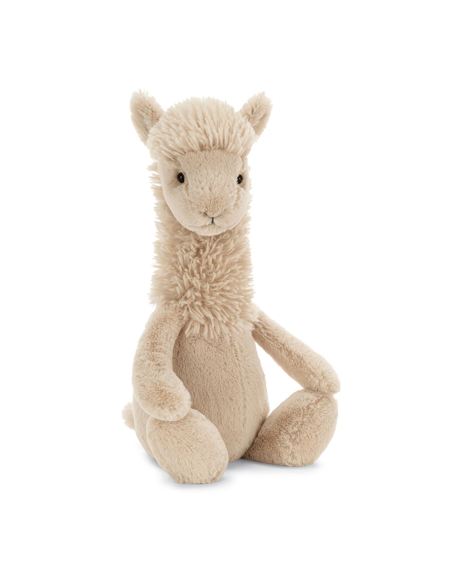 Jellycat Bashful Llama - Medium