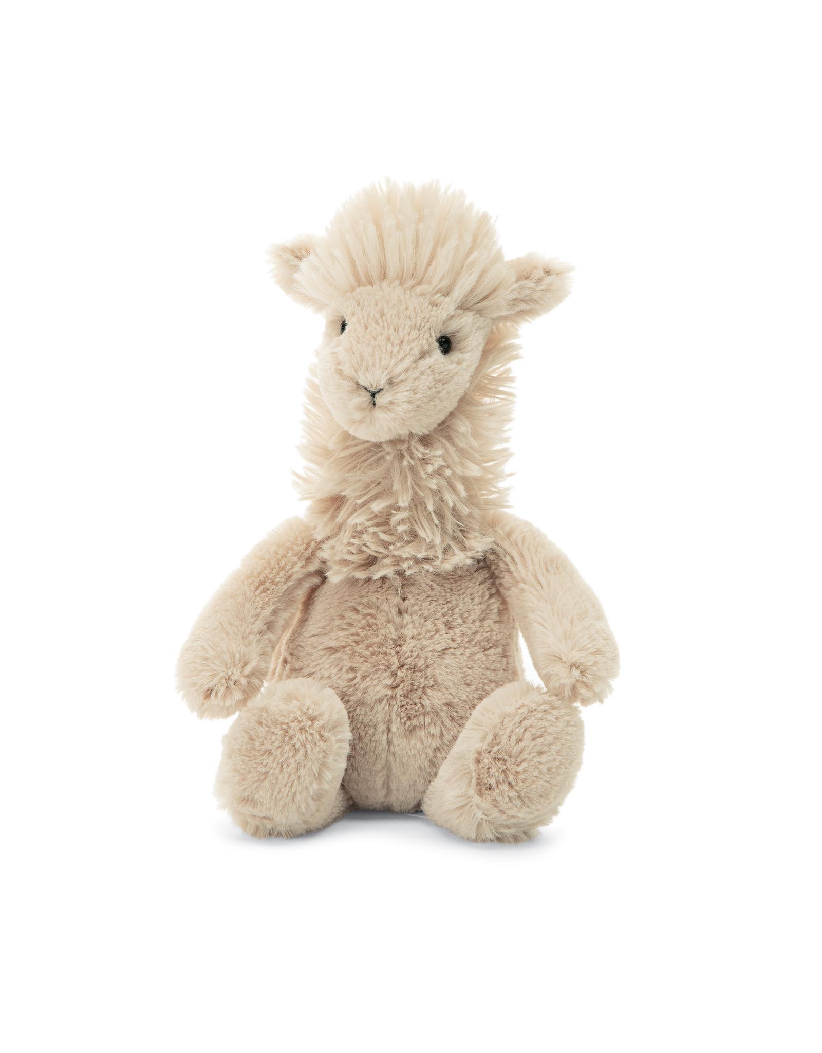 Jellycat Bashful Llama - Small