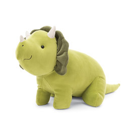 Jellycat Mellow Mallow Triceratops - Large