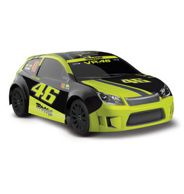 Traxxas 75064-5 - LaTrax VR46 Rally 1/18 Scale 4WD Rally Car