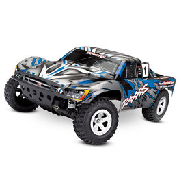 Traxxas 58024-BlueX - Slash 1/10 RTR Electric 2WD Short Course Truck