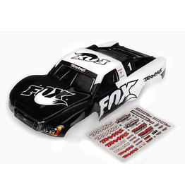 Traxxas 6849 - Fox Racing Body - Slash 4X4, Slash
