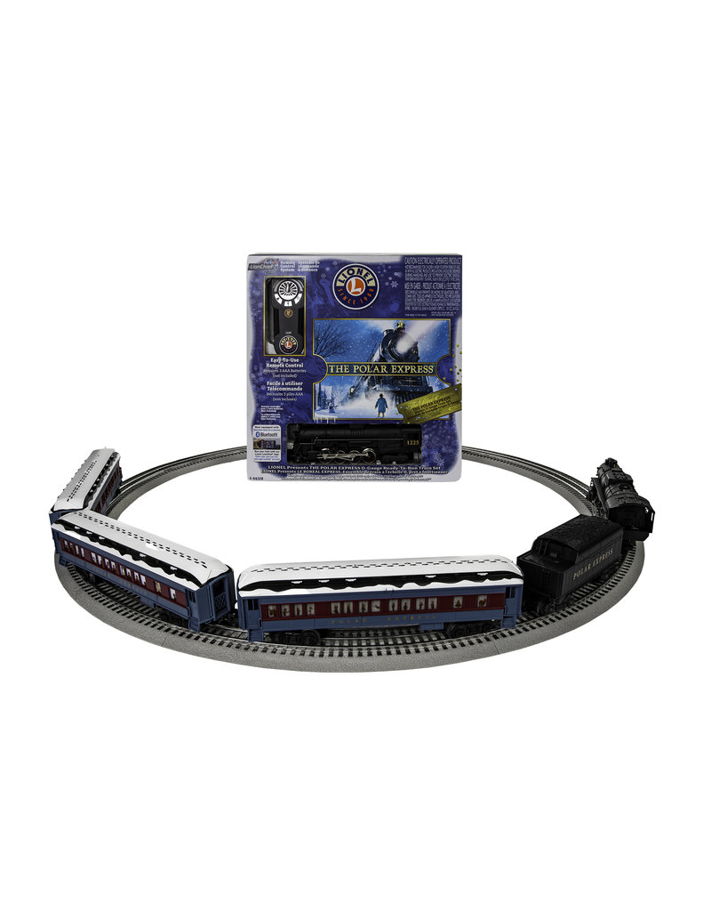 Lionel The Polar Express™ Passenger Set with Bluetooth®