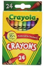 Crayola Crayons 24 Count
