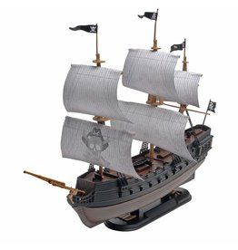 Revell 1971 - 1/350 Black Diamond Pirate Ship