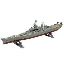 Revell 0301 - 1/535 USS Missouri Battleship