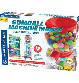 Thames & Kosmos Gumball Machine Maker