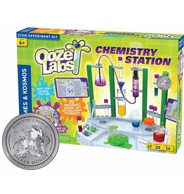 Thames & Kosmos Ooze Labs Chemistry Station