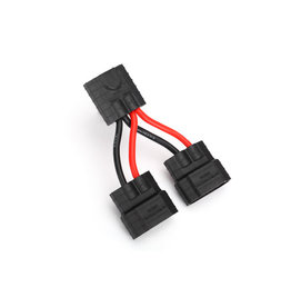 Traxxas 3064X - Parallel Battery Wire Harness (Traxxas ID)