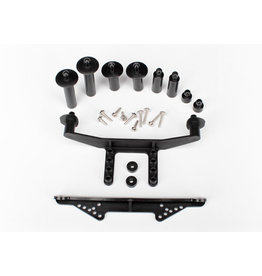 Traxxas 1914R - Front & Rear Body Mount Set with Hardware
