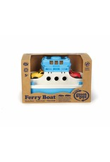 Green Toys Ferry Boat with Mini Cars - BPA Free, Phthalates Free Play Toy