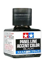 Tamiya 87131 - Panel Line Accent Color Black