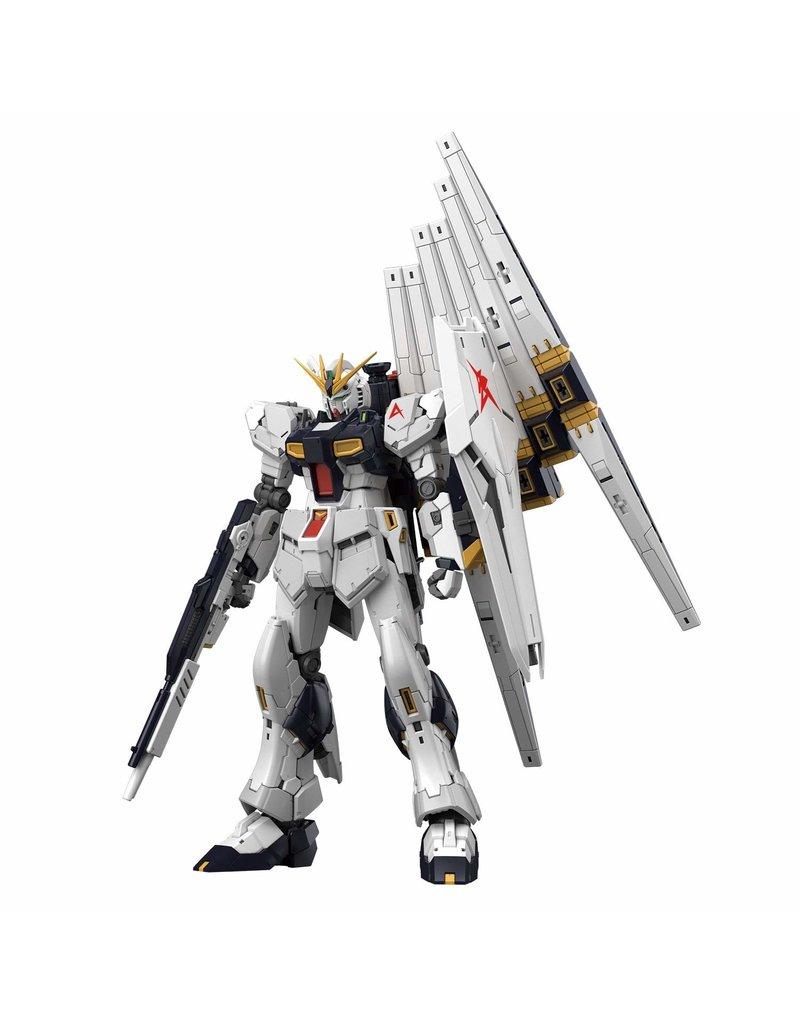 Bandai #32 Nu Gundam RG