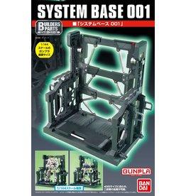 Bandai System Base 001 - Black
