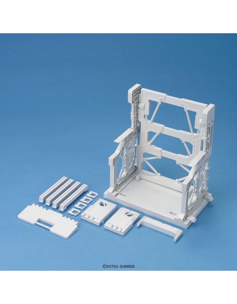 Bandai System Base 001 - White