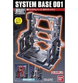 Bandai System Base 001 - Gunmetal
