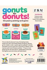 Gamewright Go Nuts For Donuts!