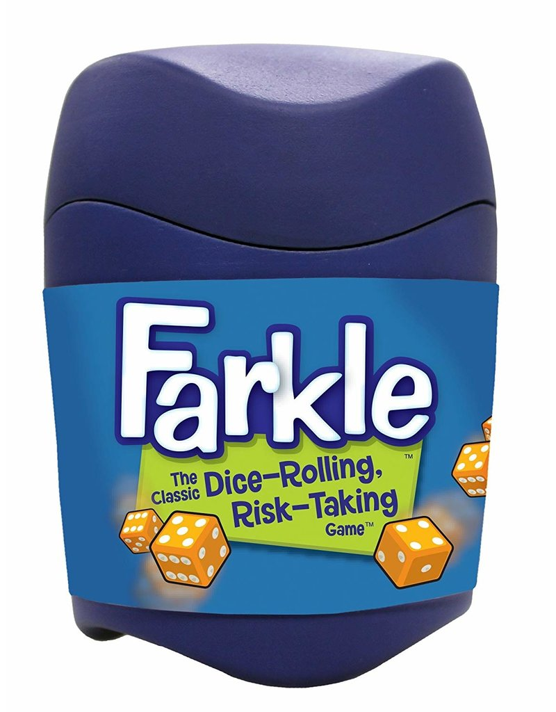 Play Monster Farkle Dice Cup
