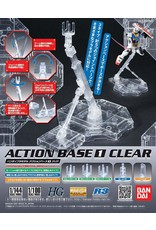 Bandai Action Base 1 - Clear