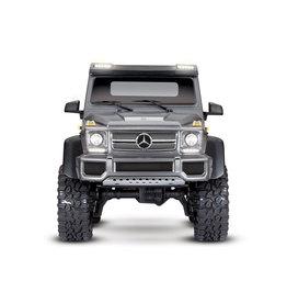 Traxxas 880964SILVER - Mercedes-Benz G 63 AMG 6x6 Silver