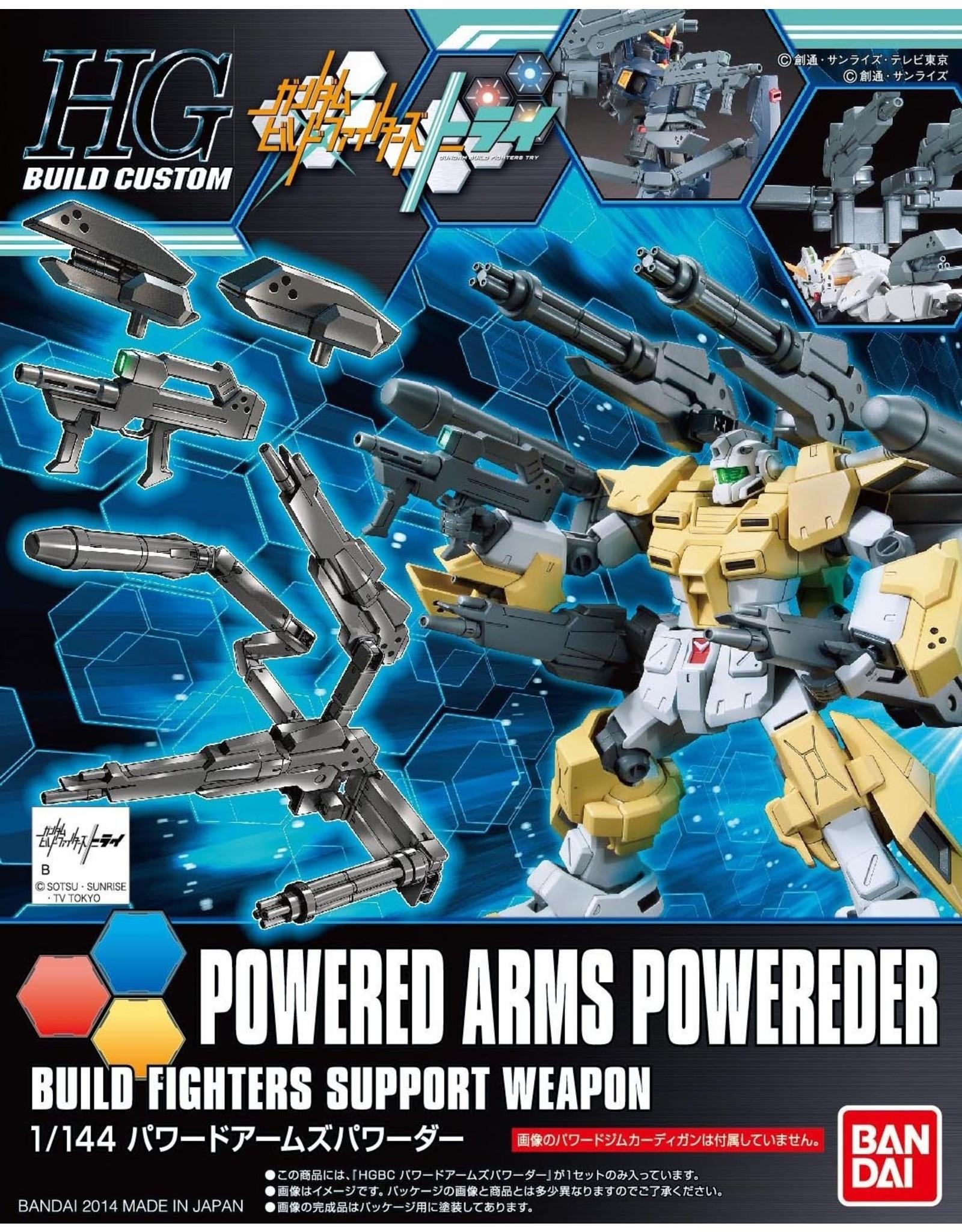 Bandai #14 Powered Arms Powereder