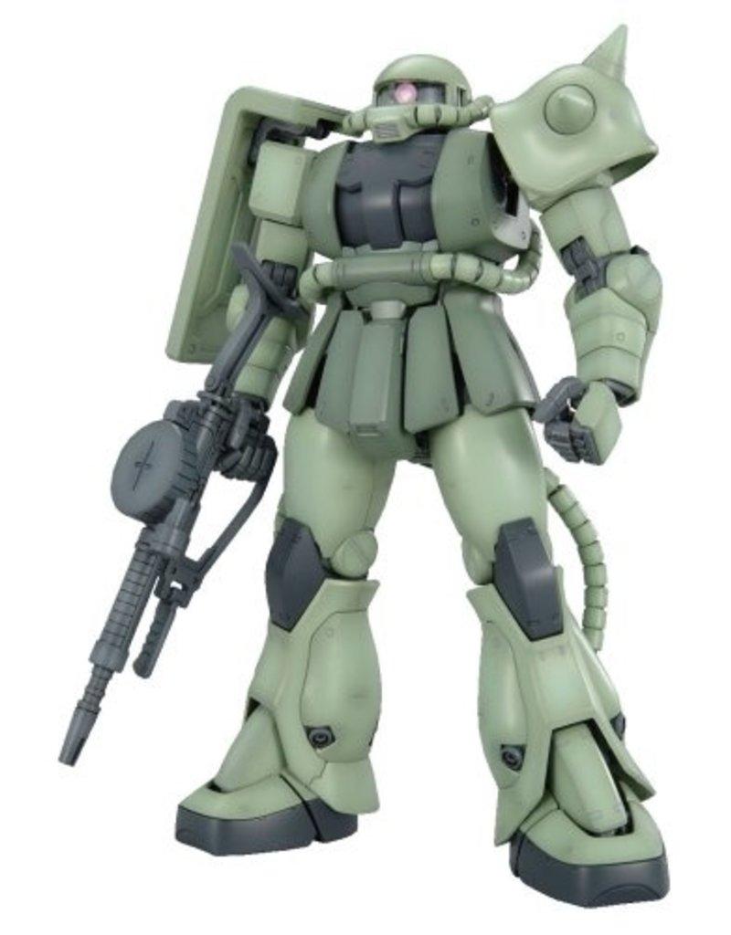 Bandai MS-06F Zaku II Ver 2.0 MG