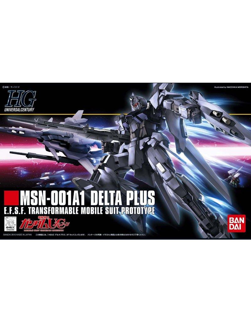 Bandai #115 MSN-001A1 Delta Plus