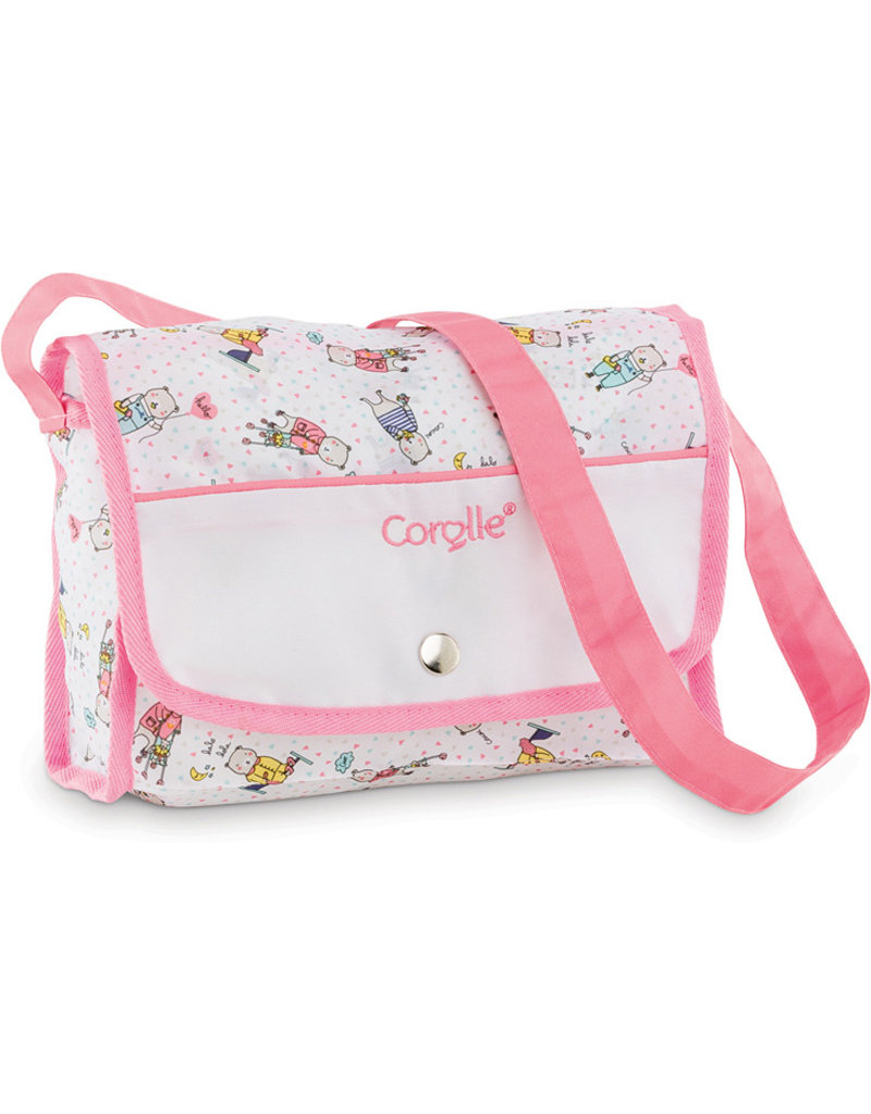 Corolle BeBe Doll Carriage and Nursery Bag