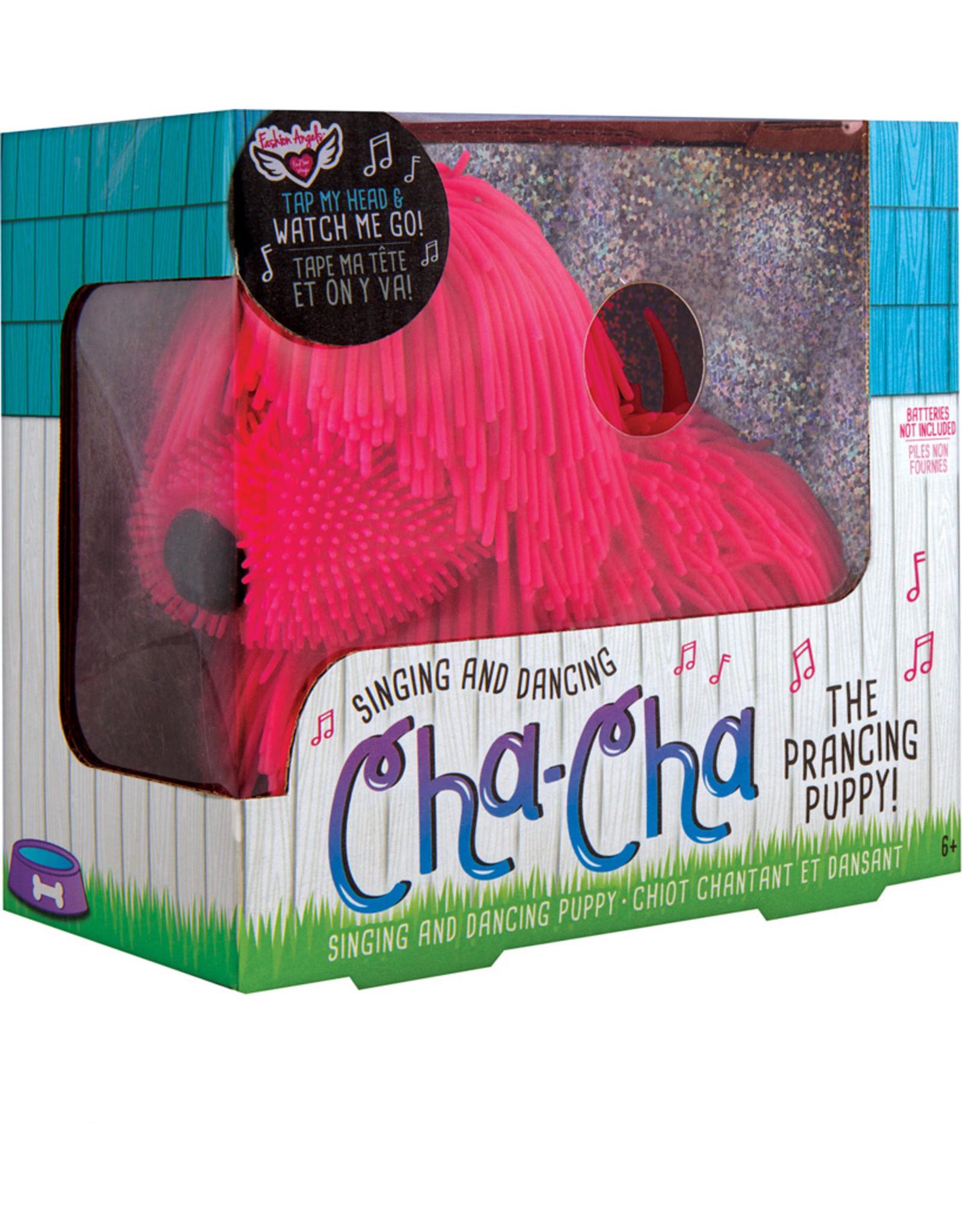 Fashion Angels Enterprises Cha Cha The Prancing Pup - Pink