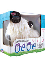 Fashion Angels Enterprises Cha Cha The Prancing Pup - White