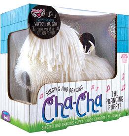 Fashion Angels Enterprises Cha Cha The Prancing Pup - White
