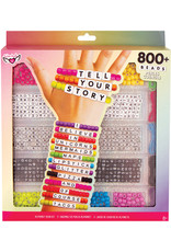 Fashion Angels Enterprises Tell Your Story Alphabet Bead Case - Large