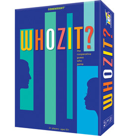 Gamewright Whozit?