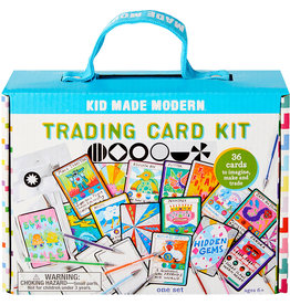 Kid Made Modern Trading Card Kit
