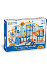 Learning Resources City Engineering & Design Building Set
