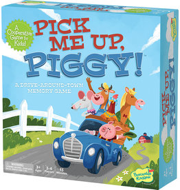 Peaceable Kingdom Pick Me Up Piggy