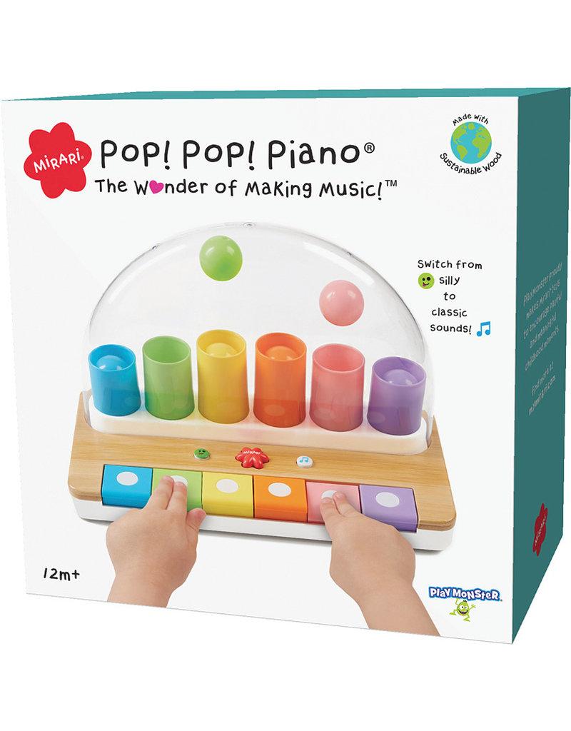 Play Monster Mirari Pop! Pop! Piano