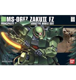 Bandai #87 MS-06F Zaku II FZ
