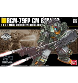 Bandai #72 RGM-79FP GM Striker
