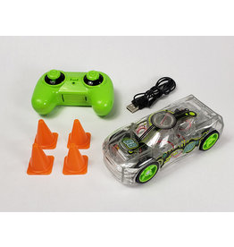 Skullduggery Marble Racer RC Car - Green