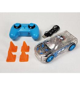 Skullduggery Marble Racer RC Car - Blue