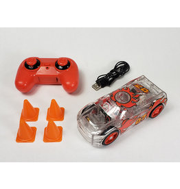 Skullduggery Marble Racer RC Car - Red