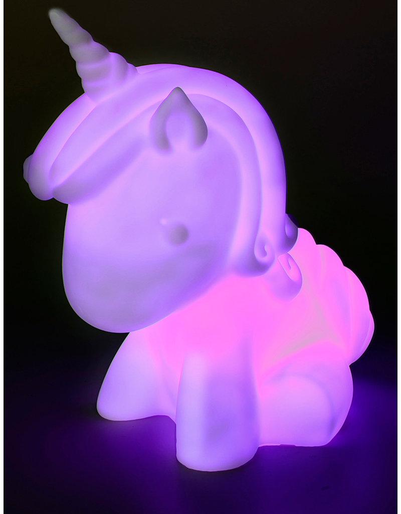 Iscream Giant Unicorn Mood Light