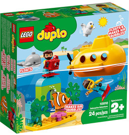 Lego Submarine Adventure