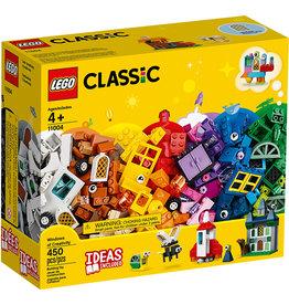 Lego 11004 - Windows of Creativity