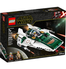 Lego 75248 - Resistance A-Wing Starfighter