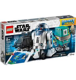 Lego Droid Commander