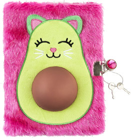 Three Cheers For Girls Catocado Squishy Journal