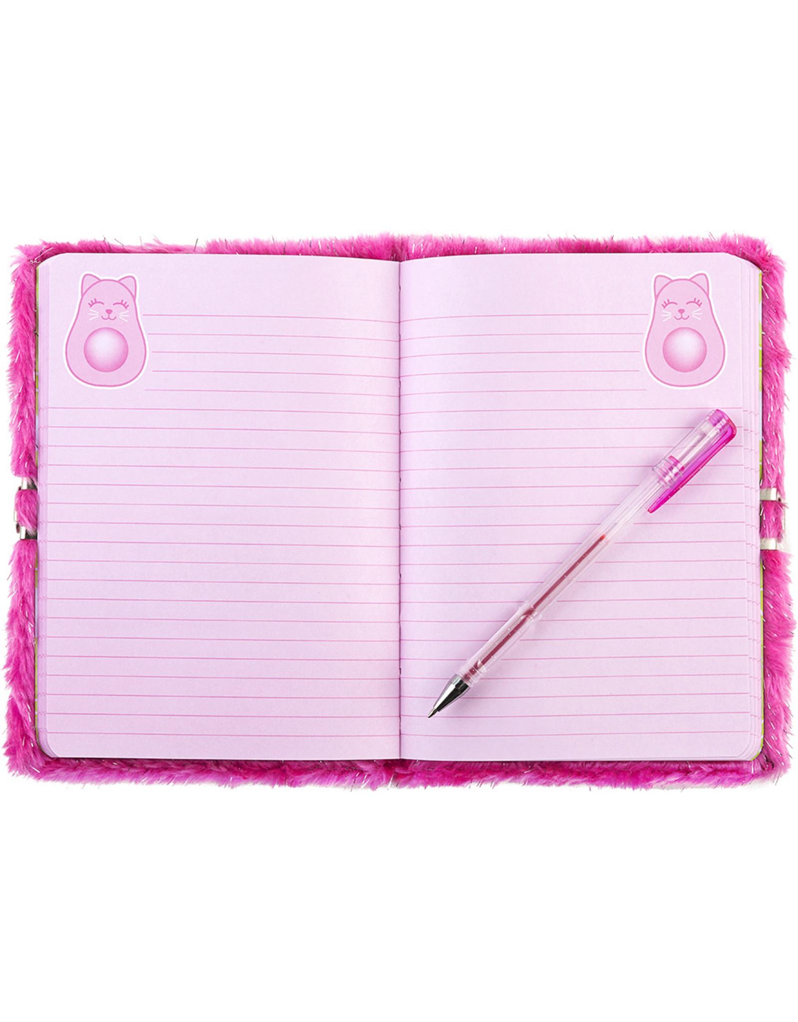 Three Cheers For Girls Catocado Squishy Journal