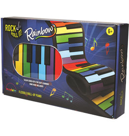 Mukikim Rock & Roll It! Rainbow Piano